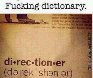 one direction and directioner image