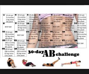 challenge, days, and 30 image