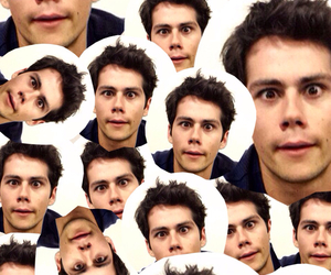 beautiful, dylan, and Collage image