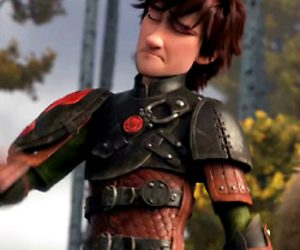 dreamworks, funny, and hiccup image