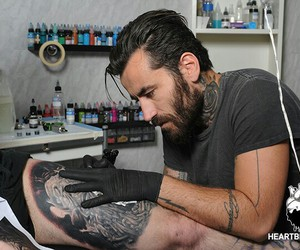 tattoo artist, Tattoos, and thessaloniki image