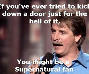 fandom and supernatural image
