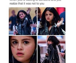 funny, selena gomez, and lol image