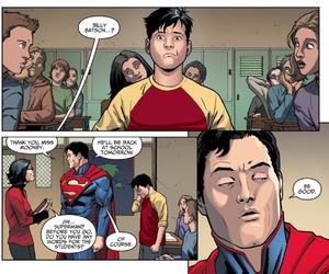 superman, dc comics, and shazam image
