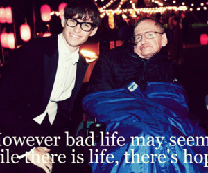 beautiful, hawking, and life image