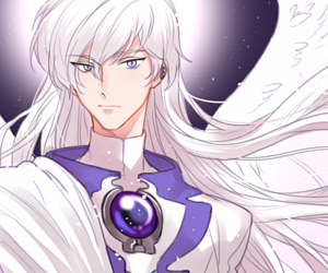yue, moon angel, and card captor's sakura image