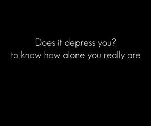 alone, feeling, and girl image