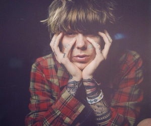 never shout never, christofer drew, and love image