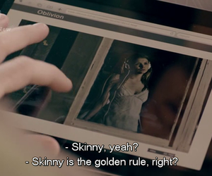 ana, quote, and skinny image