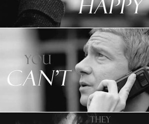 bbc, Martin Freeman, and sherlock image