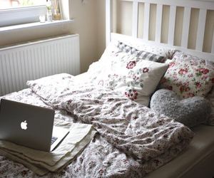 apple, bedroom, and inspo image