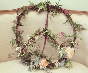 branches, flowers, and peace image