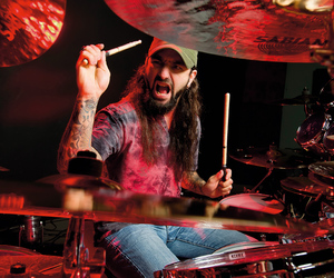 dream theater, mike portnoy, and portnoy image