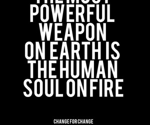 quote, fire, and weapon image