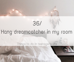 Dream, dreamcatcher, and life image