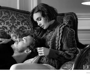 lily collins, couple, and sam claflin image