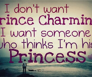 princess, love, and quote image