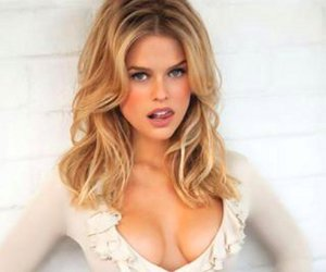 Alice Eve, blonde, and sexy image
