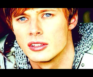 merlin and bradley james image