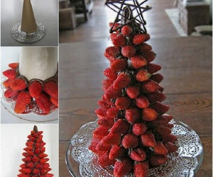 diy, party, and strawberry image