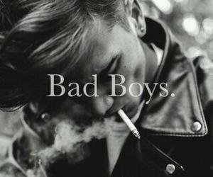 boy, bad boys, and bad image