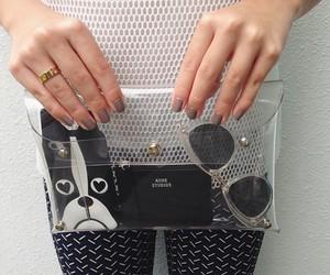 fashion, bag, and sunglasses image