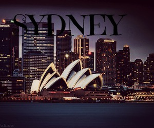 australia, city, and Sydney image