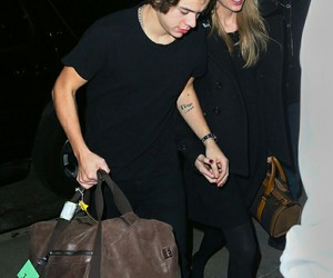 Harry Styles, harlena, and couple image