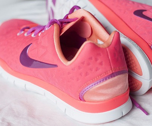 nike, shoes, and weheartit image