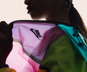 nike, colors, and jacket image