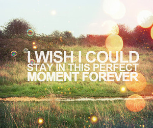 forever, moment, and text image