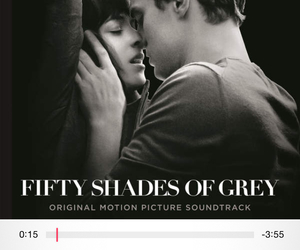 Ellie Goulding, fifty shades of grey, and love me like you do image