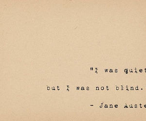 blind, quotes, and jane austen image
