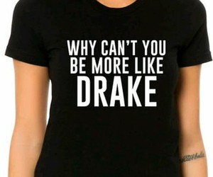 drake shirt be like image