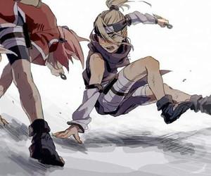 naruto, anime, and sakura haruno image