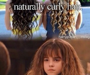 funny, harry potter, and hermione image