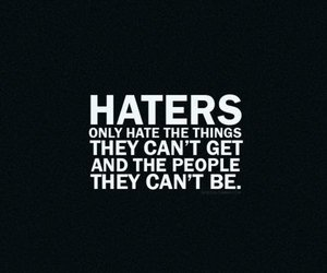 haters, bullying, and nohate image