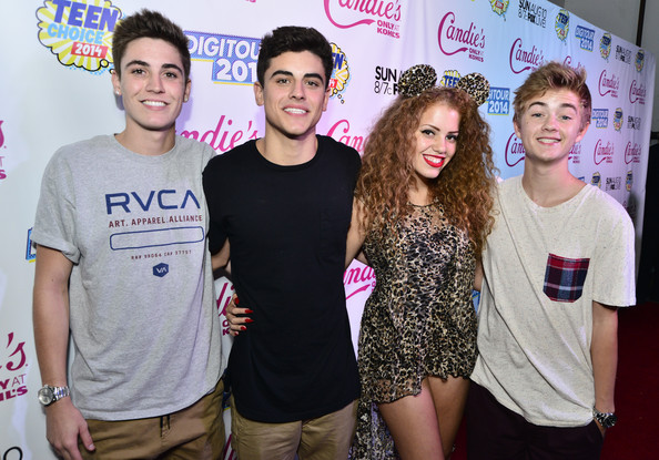 mahogany lox, jack johnson, and jack gilinsky image
