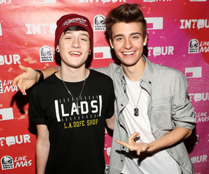 chris collins, crawford collins, and brothers collins image