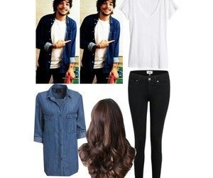 imagine, louis, and tomlinson image