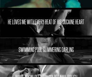 off to the races, lana del rey, and Lyrics image