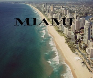 Miami, beautiful, and travel image