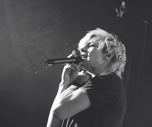 r5, ross lynch, and singer image