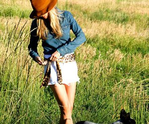 blonde, boots, and colorado image
