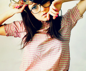 geek, oculos, and fashion image