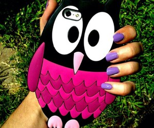 owl, aeropostale, and iphone cases image