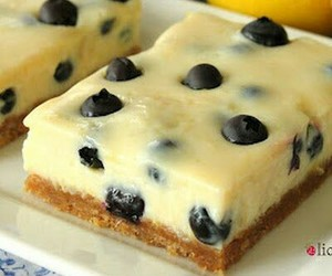 chocolate, blueberry, and cake image