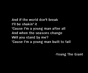 mind over matter and young the giant image