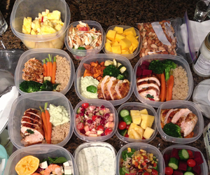 competition, diet, and meal image