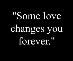 change, forever, and you image